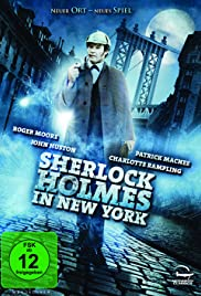 Sherlock Holmes in New York (1976) Poster - Movie Forum, Cast, Reviews