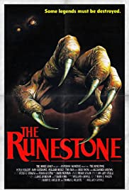 The Runestone (1991) Poster - Movie Forum, Cast, Reviews