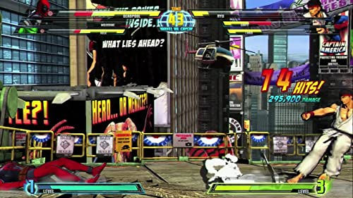 Marvel Vs. Capcom 3: Fate Of Two Worlds: Daily Bugle 3