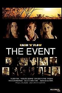 Englischer Film DVD kostenloser Download Cash N Flow: El Evento by Mou [480x320] [x265]