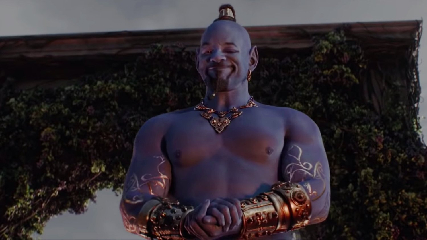 Will Smith in Aladdin (2019)