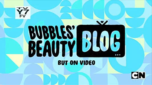 Watching movie trailers online The Powerpuff Girls: Bubble's beauty blog, but on video [2048x1536]