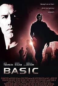 Samuel L. Jackson and John Travolta in Basic (2003)