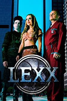 Lexx: The Dark Zone Stories