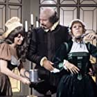 Carol Burnett, Harvey Korman, and Vicki Lawrence in The Carol Burnett Show (1967)