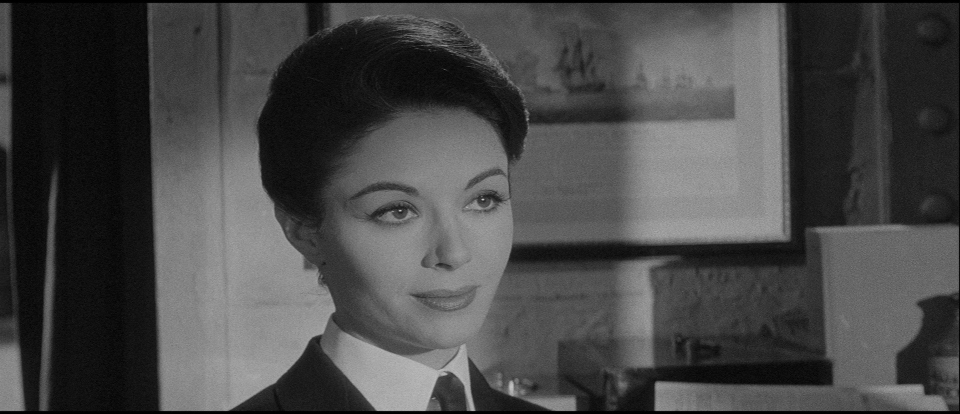 Dana Wynter in Sink the Bismarck! (1960)