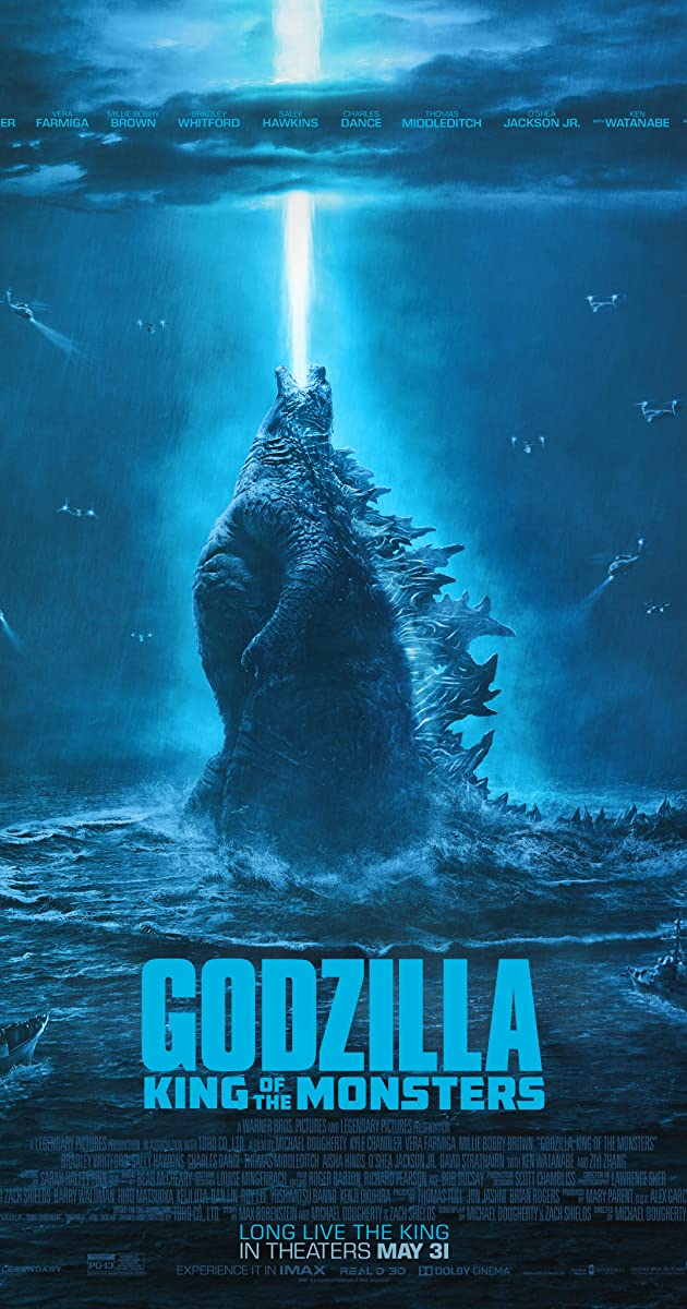 Godzilla: King of the Monsters (2019) - Release Info - IMDb