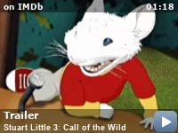 Stuart Little 3 Call Of The Wild Video 2005 Imdb
