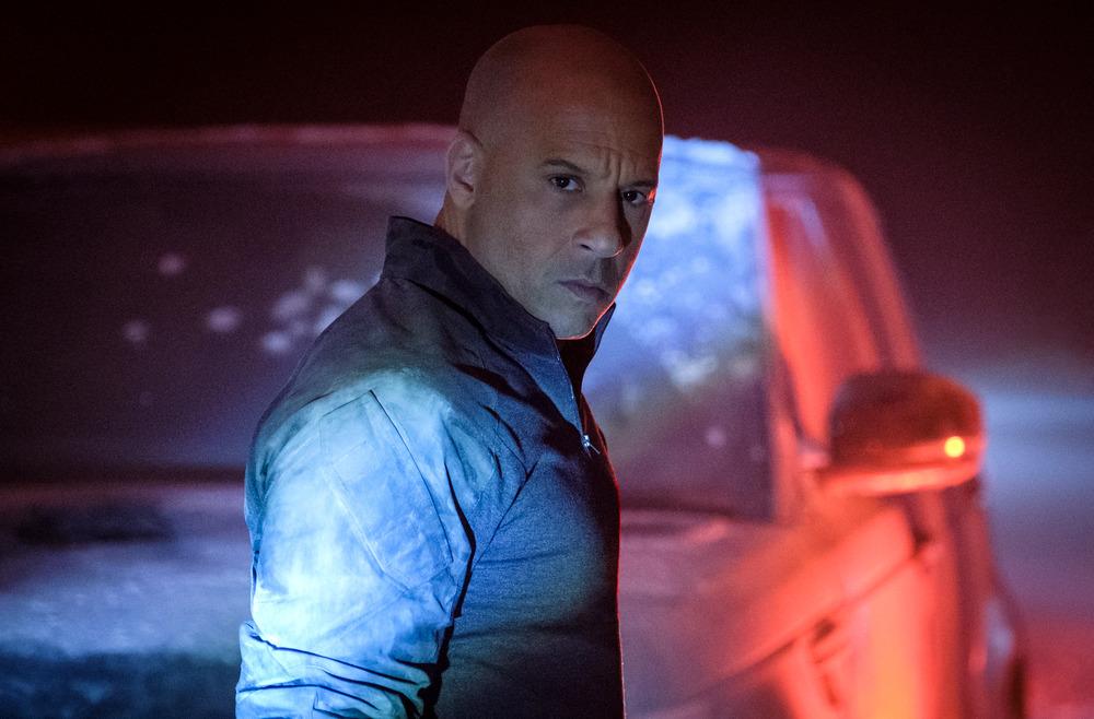 Vin Diesel in Bloodshot (2020)