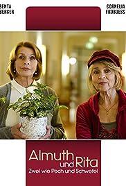 Almuth und Rita räumen auf Poster