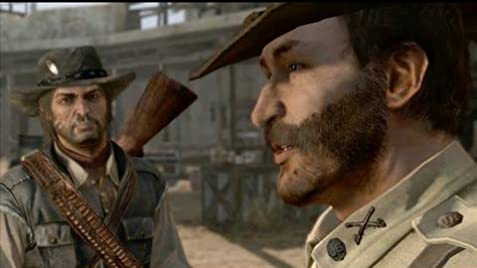 Who plays john marston voice in red dead redemption