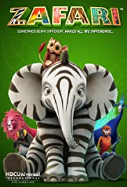 Zafari Poster