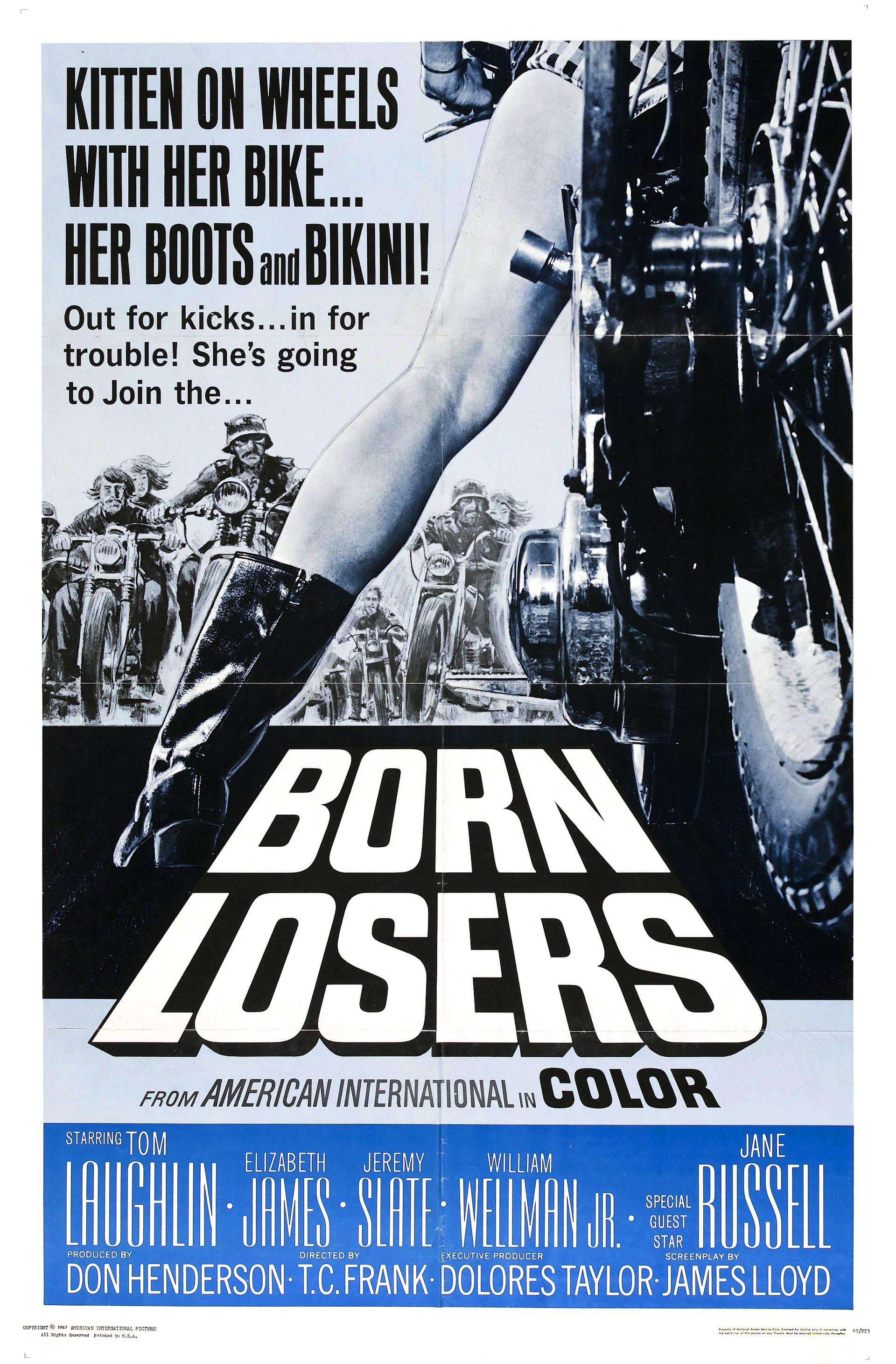 filme born losers