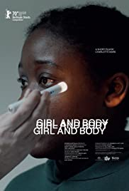 Girl and Body Poster