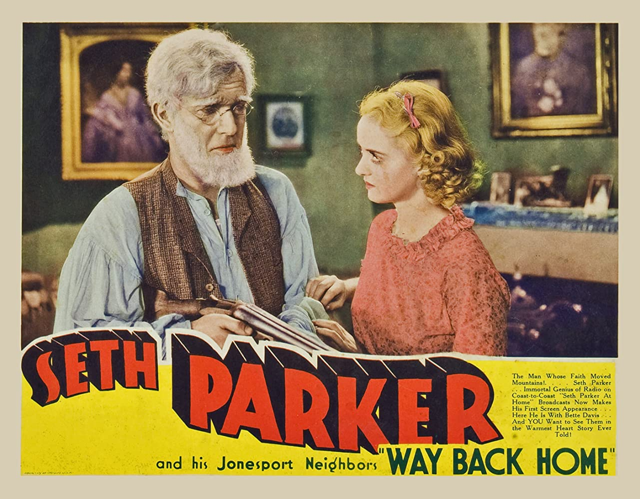 Way Back Home (1931)