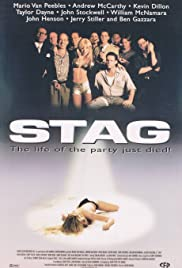 Stag (1997) Poster - Movie Forum, Cast, Reviews