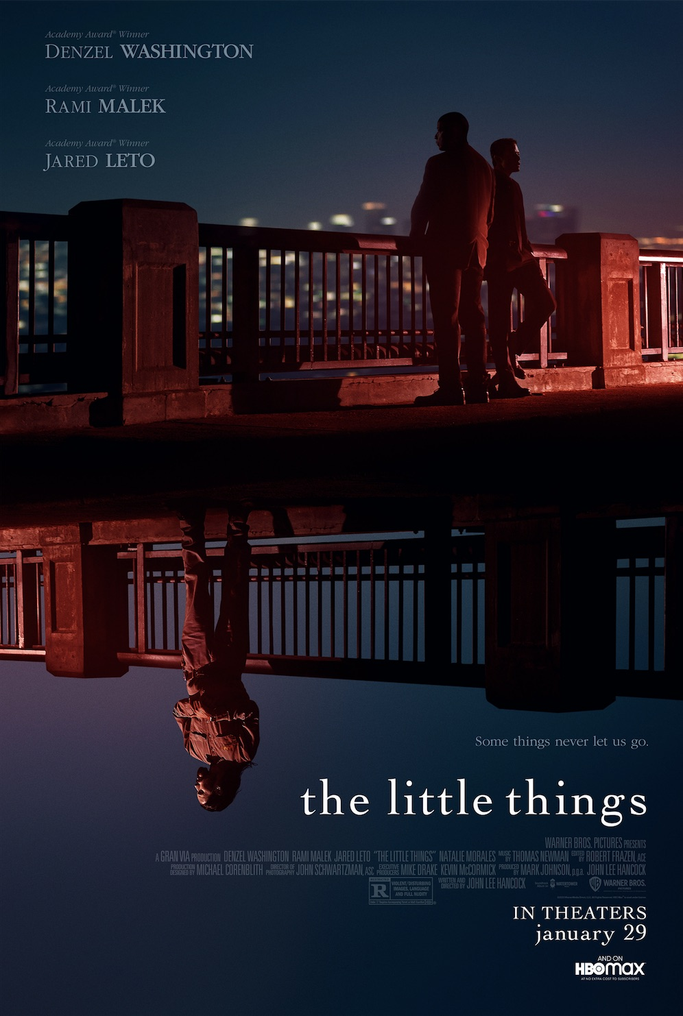 The Little Things (2021) - IMDb