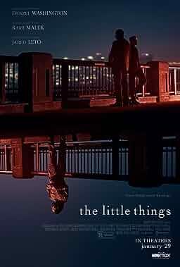 Denzel Washington Stars in 'The Little Things'
