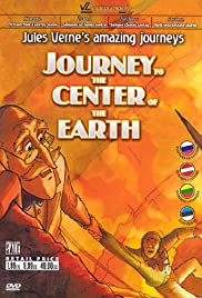 Jules Verne's Amazing Journeys - Journey to the Center of the Earth Poster