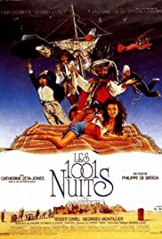 Les 1001 nuits Poster