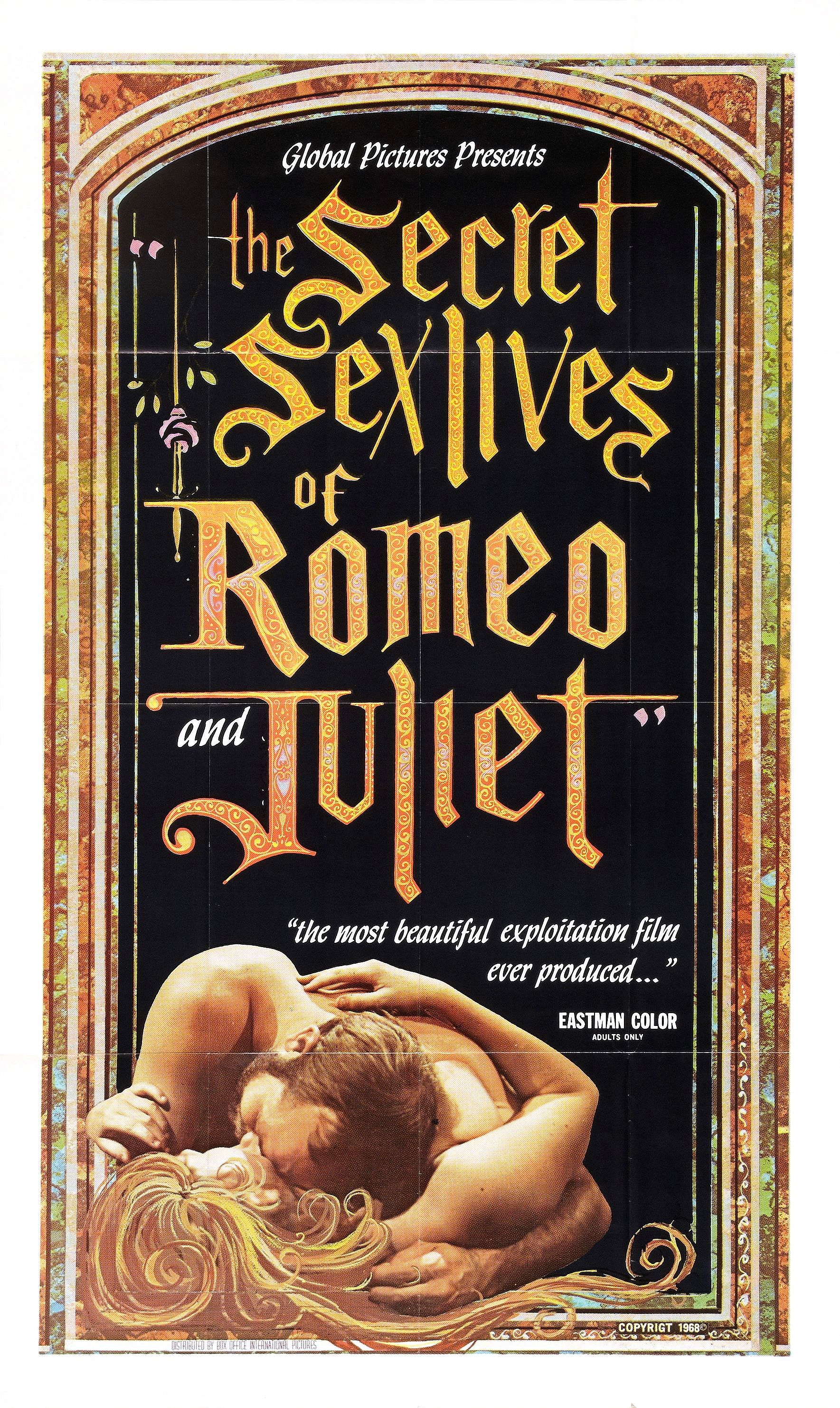 And nude scene from juliet romeo