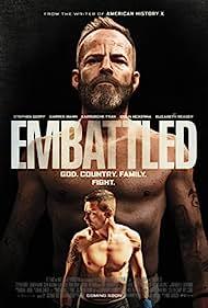 Stephen Dorff and Darren Mann in Embattled (2020)