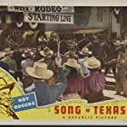Roy Rogers and William Haade in Song of Texas (1943)