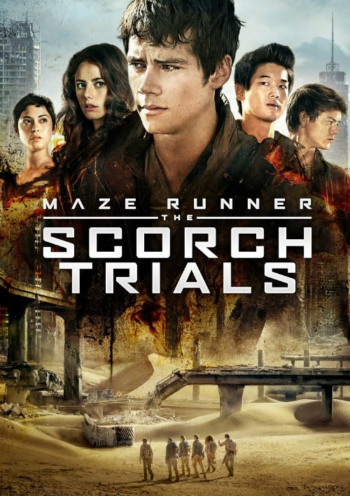 Maze Runner: The Scorch Trials 2015 Hindi ORG Dual Audio 720p BluRay ESubs 700MB x264 AAC