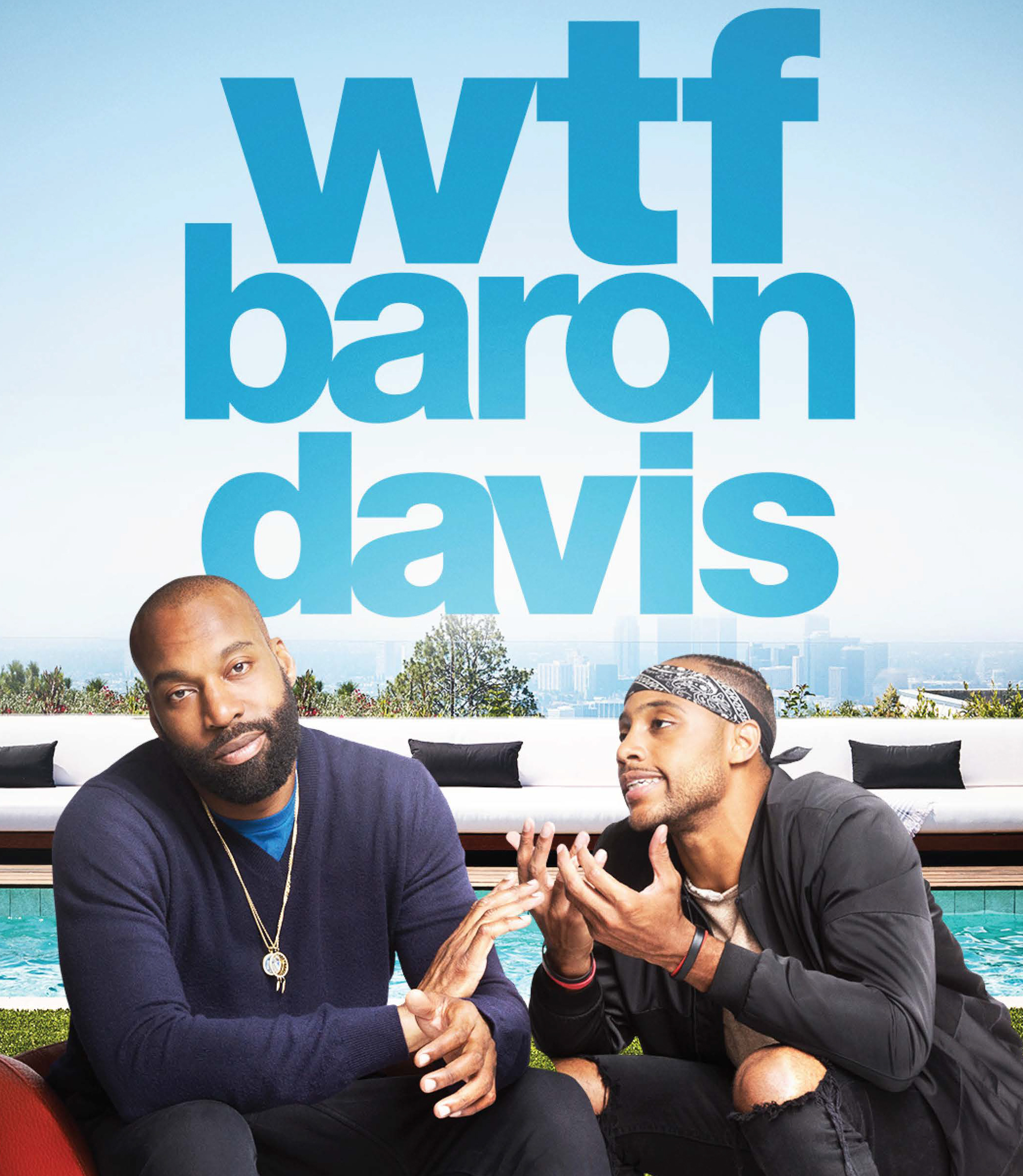 Image result for wtf baron davis no label