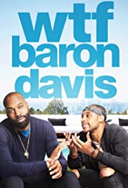 WTF, Baron Davis Poster