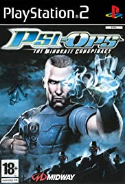 Psi-Ops: The Mindgate Conspiracy Poster