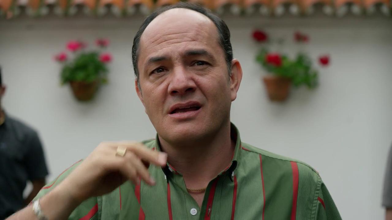 Julián Arango in Narcos (2015)
