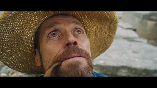A journey inside the world and mind of Vincent van Gogh (Willem Dafoe) who, despite skepticism, ridicule and illness, created some of the world's most beloved and stunning works of art.