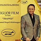 Mohamed Maged Abdalmeged in Trapped (2018)