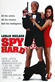Spy Hard (1996) Poster - Movie Forum, Cast, Reviews