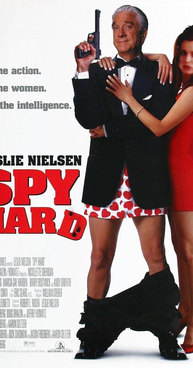 Subtitle of Spy Hard