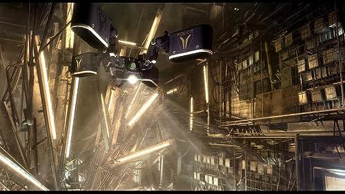 Deus Ex: Mandkind Divided: Pre-Order Trailer