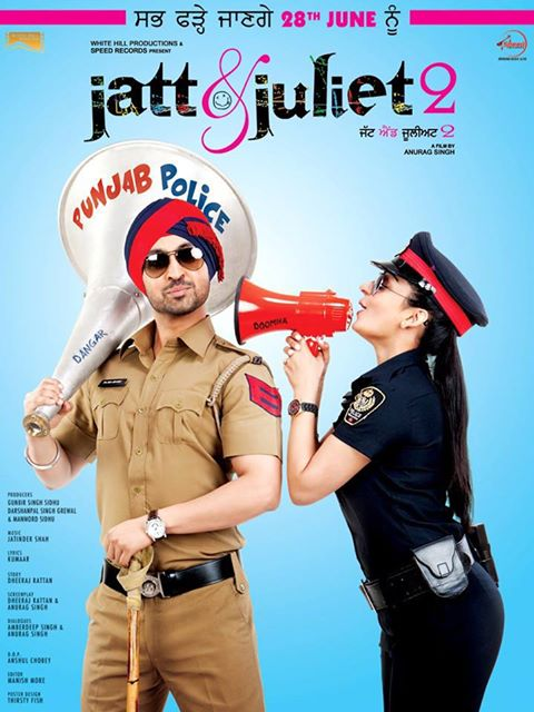 Jatt And Juliet 2 2013 Dual Audio In Hindi 720p BluRay
