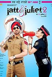 Jatt & Juliet 2 Poster