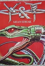 Y & T: Mean Streak Poster