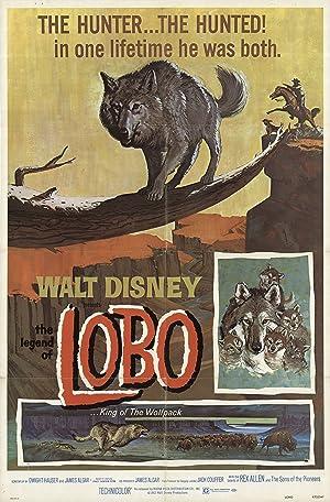 Where to stream The Legend of Lobo