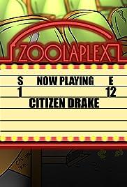 Citizen Drake Poster