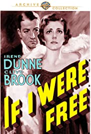 If I Were Free (1933) Poster - Movie Forum, Cast, Reviews