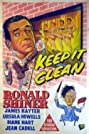 Keep It Clean (1956) Poster