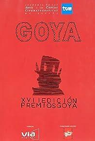 Primary photo for XVII premios Goya