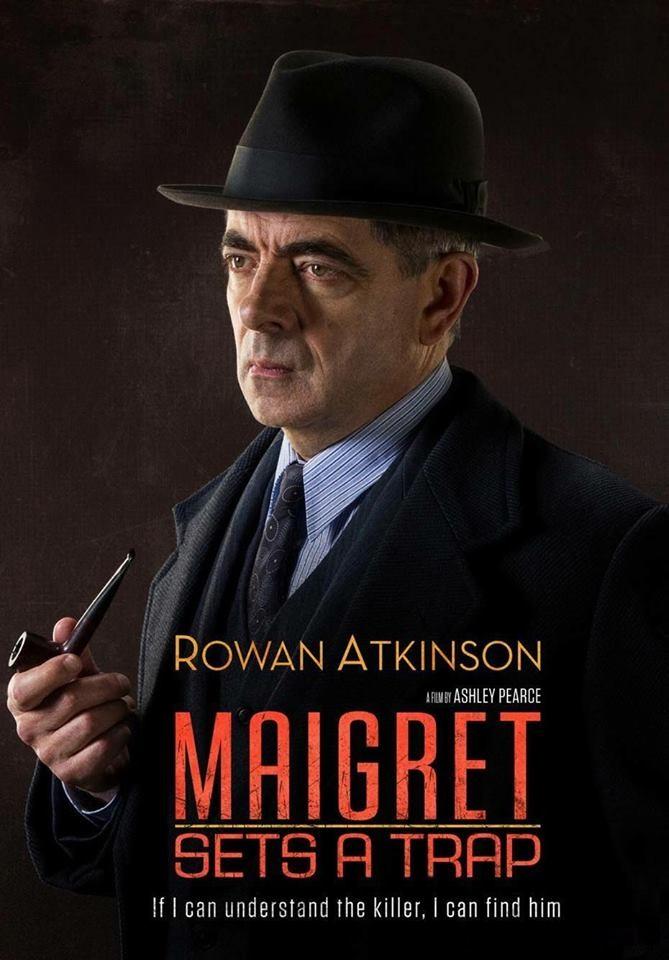 دانلود زیرنویس فارسی فیلم Maigret Sets a Trap