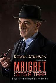Rowan Atkinson in Maigret Sets a Trap (2016)