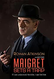 Maigret Sets A Trap (2016) 1080p