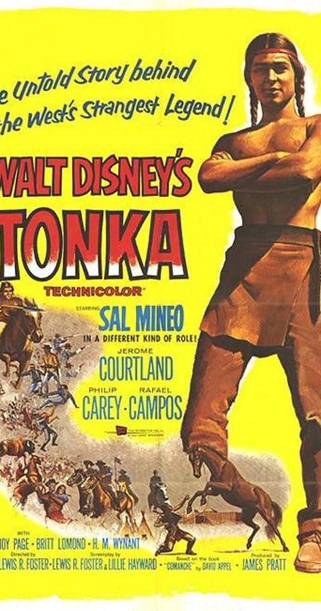 Tonka 1958 Imdb