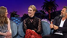 Mark Ruffalo/Mackenzie Davis/Chelsea Clinton